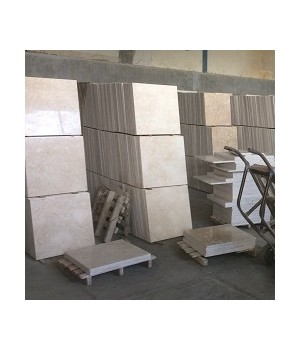 Tile Creme Marble